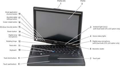 Dell Latitude XT listo para salir al mercado