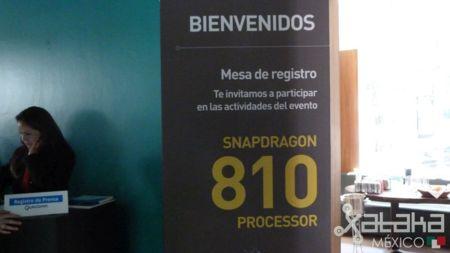 Snapdragon810 Workshop Mexico