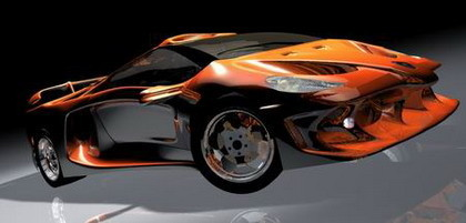 Lamborghini Alar 777