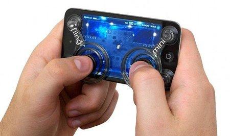 Fling Mini: añade joysticks a tu smartphone
