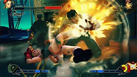 'Street Fighter IV': Nueva tanda de imágenes