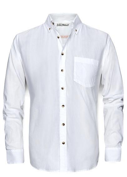 camisa blanca lino Mango