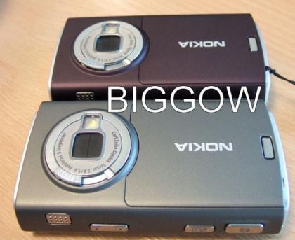 ¿Nokia N95 en varios colores?