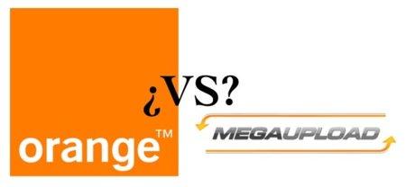 ¿Está Orange limitando el tráfico de Megaupload y Megavideo?
