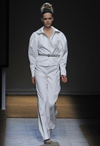 Yves Saint Laurent, Primavera-Verano 2010 en la Semana de la Moda de París II