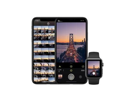 Halide para iOS se actualiza con app para el Apple Watch, temporizador automático y mucho más