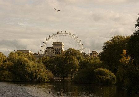 Los parques de Londres