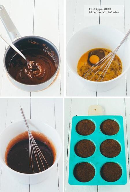 Fondant Chocolate 3