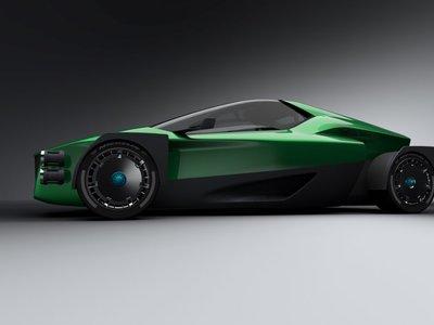 ¿Más veloz que un Tesla Roadster? Xing Mobility promete eso con el Miss R