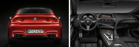 Bmw M6 Competition 2016