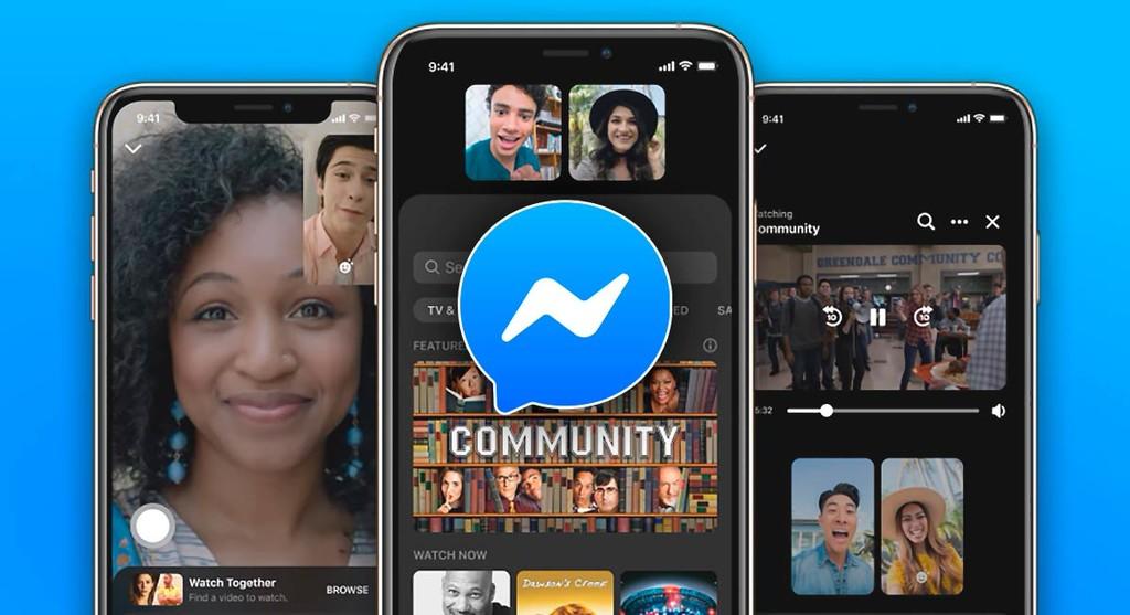 Reproducir vídeos en Messenger™ para verlos con amigos: así es el reciente 'Watch together' de Facebook