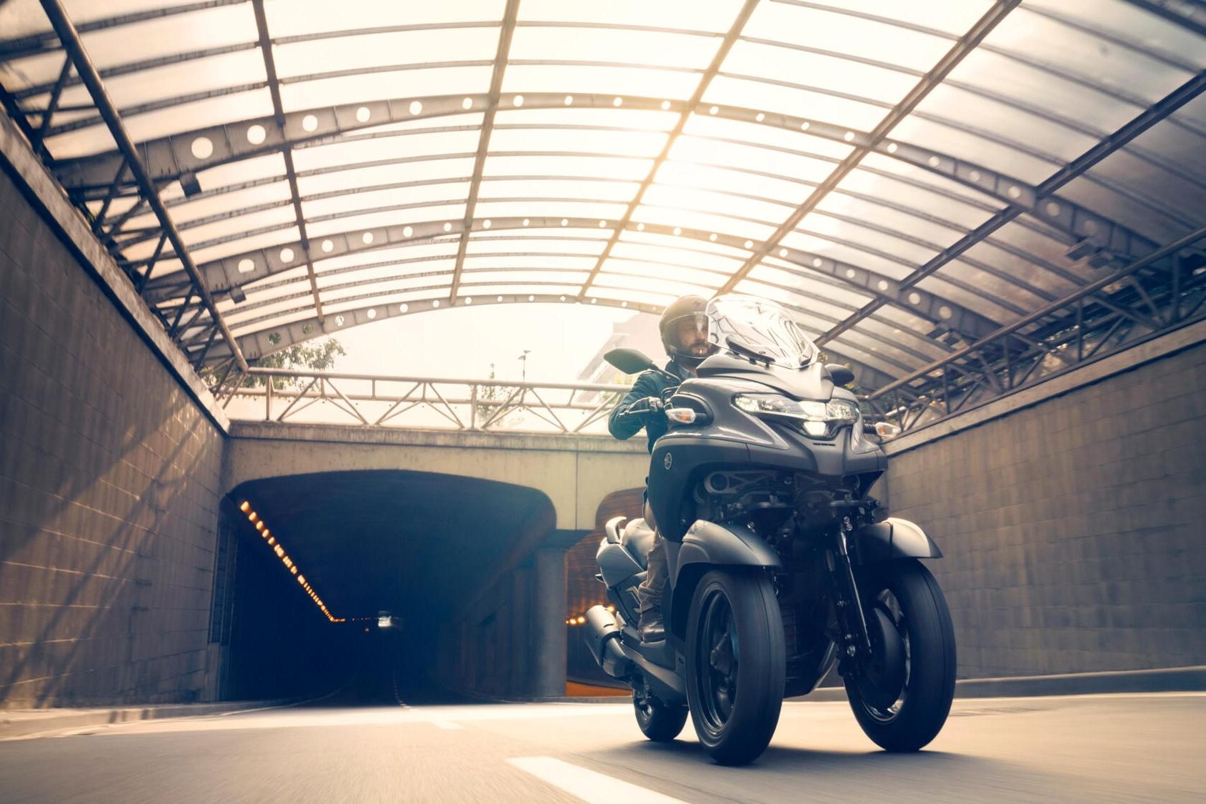 Foto de Yamaha Tricity 300 2020 (3/10)