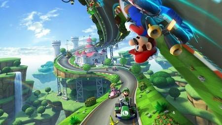 Una imagen de Nintendo sugiere que 'Mario Kart 8' saldrá en abril de 2014
