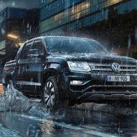 El Volkswagen Amarok aumenta la potencia de su 3.0 TDI V6 hasta los 258 CV