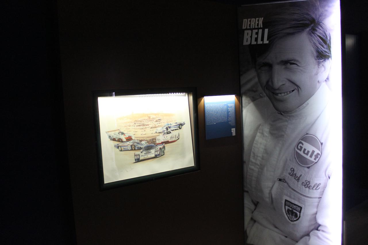 Foto de Museo 24 horas de Le Mans (129/246)
