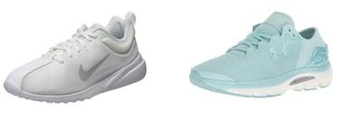 Zapatillas rebajadas en marcas sueltas de Nike, Under Armour y New Balance en Amazon