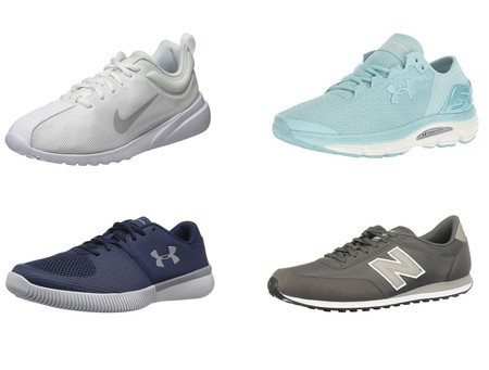 Zapatillas rebajadas en marcas sueltas de Nike, Under Armour y New Balance en Amazon