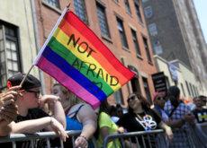 Hay muchas banderas en el desfile del orgullo gay. ¿Sabes qué orientación representan?