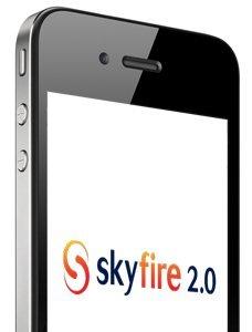 Skyfire 2.0 a un paso de aterrizar en iPhone