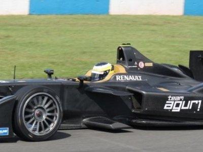 Pedro de la Rosa, atraído por la Fórmula E