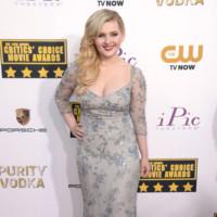 Abigail Breslin Critics Choice Awards 2014