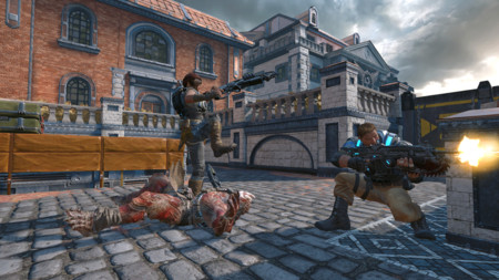 Así lucía el multijugador de Gears of War 4 en la beta y así lo hace ahora