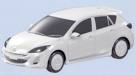 Nuevo Mazda3, posible filtración