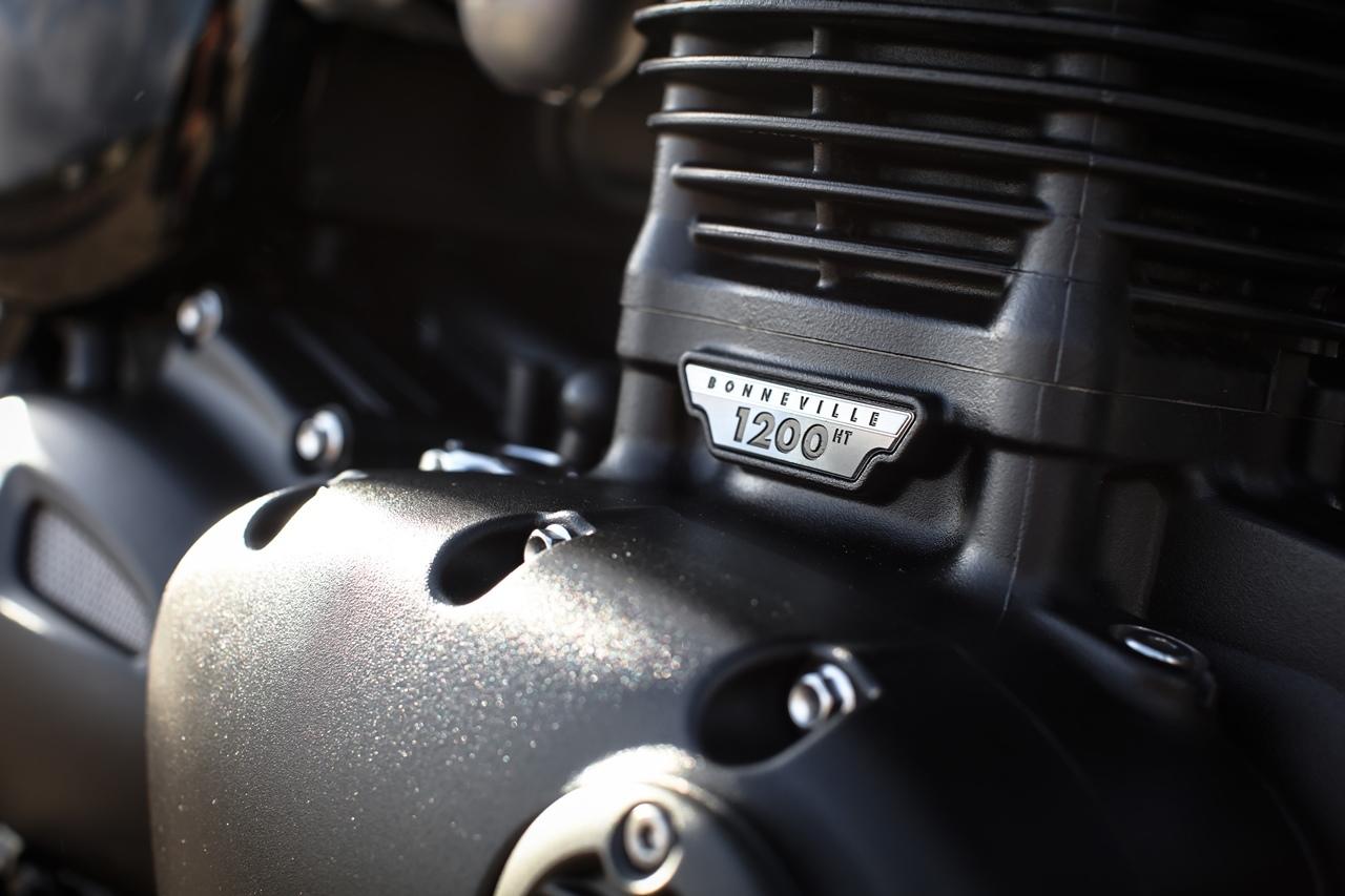 Foto de Triumph Bonneville T120 y T120 Black (19/70)