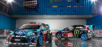 Ken Block Hoonigan Racing Division, estrenando nuevos colores