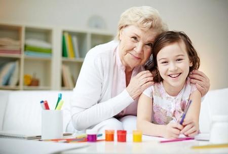La magia de las abuelas