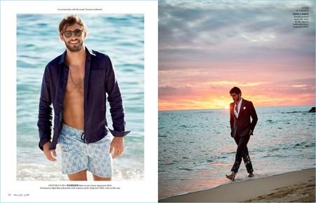 Bergdorf Goodman 2017 Mens Catalogue Smooth Sailing 009