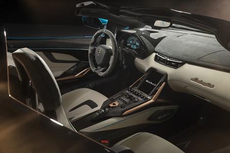 Lamborghini Sian Roadster 2021 5