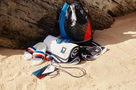 ¡Todos al mar! La colección de Louis Vuitton para la Copa Americana de Vela ha llegado