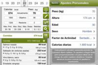 Calory Guard Pro para vigilar las calorías desde tu iPhone
