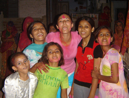 El viaje de Vanessa: Bikaner (India)