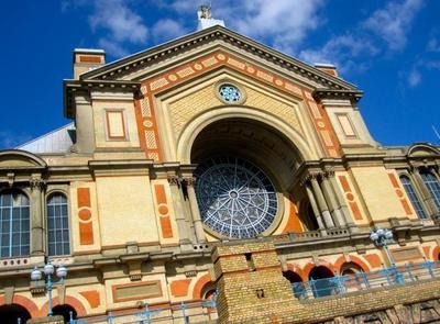 """Alexandra Palace, el """"Palacio del Pueblo"""" en Londres"""