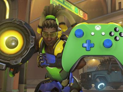 Aquí tienes una selección de mandos de Xbox One inspirados en los héroes de Overwatch