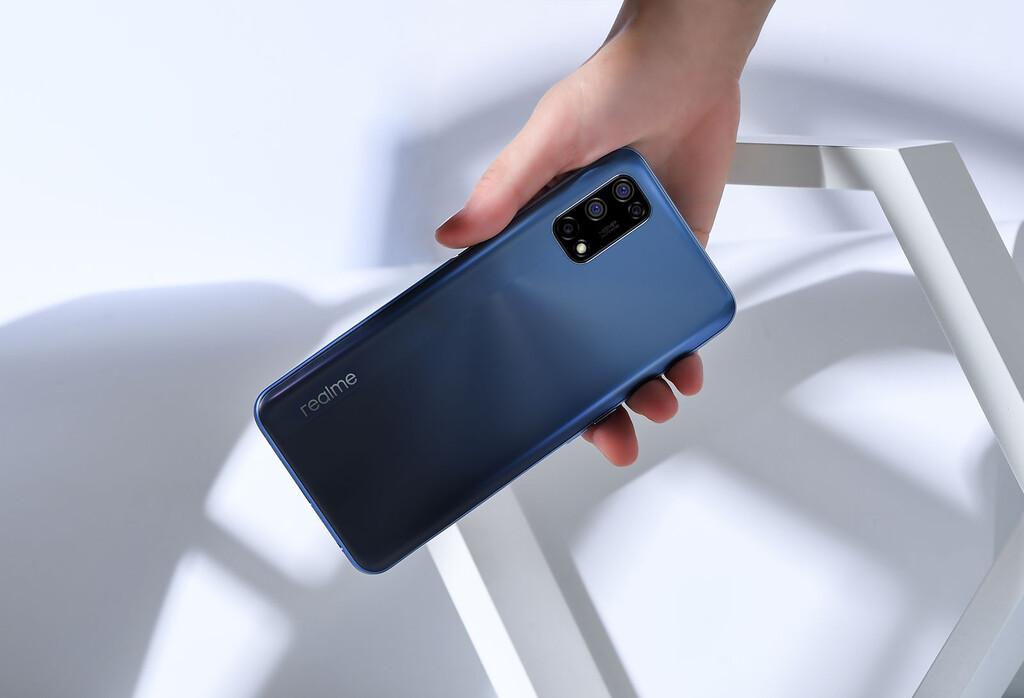 Realme 7 5G: un azote a la gama media con 5G por menos de 100% euros y pantalla a 120 Hz