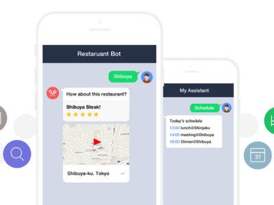 LINE se une a la moda de los bots abriendo su API para desarrolladores