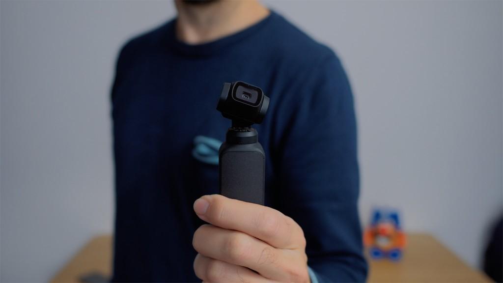 DJI Osmo Pocket, análisis: la cámara más gimbal sin rival por tamaño y calidad