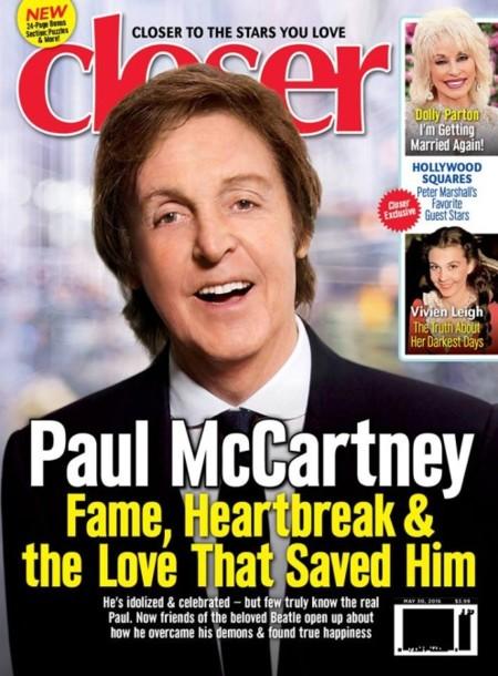 Monográfico de Paul McCartney