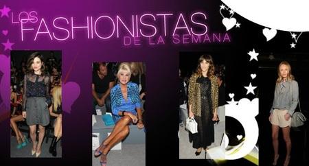 Fashionistas de la Semana: Divinas versus horteras especial New York Fashion Week