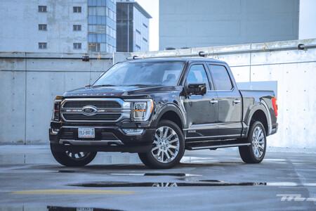 Ford Lobo Limited HEV 2021