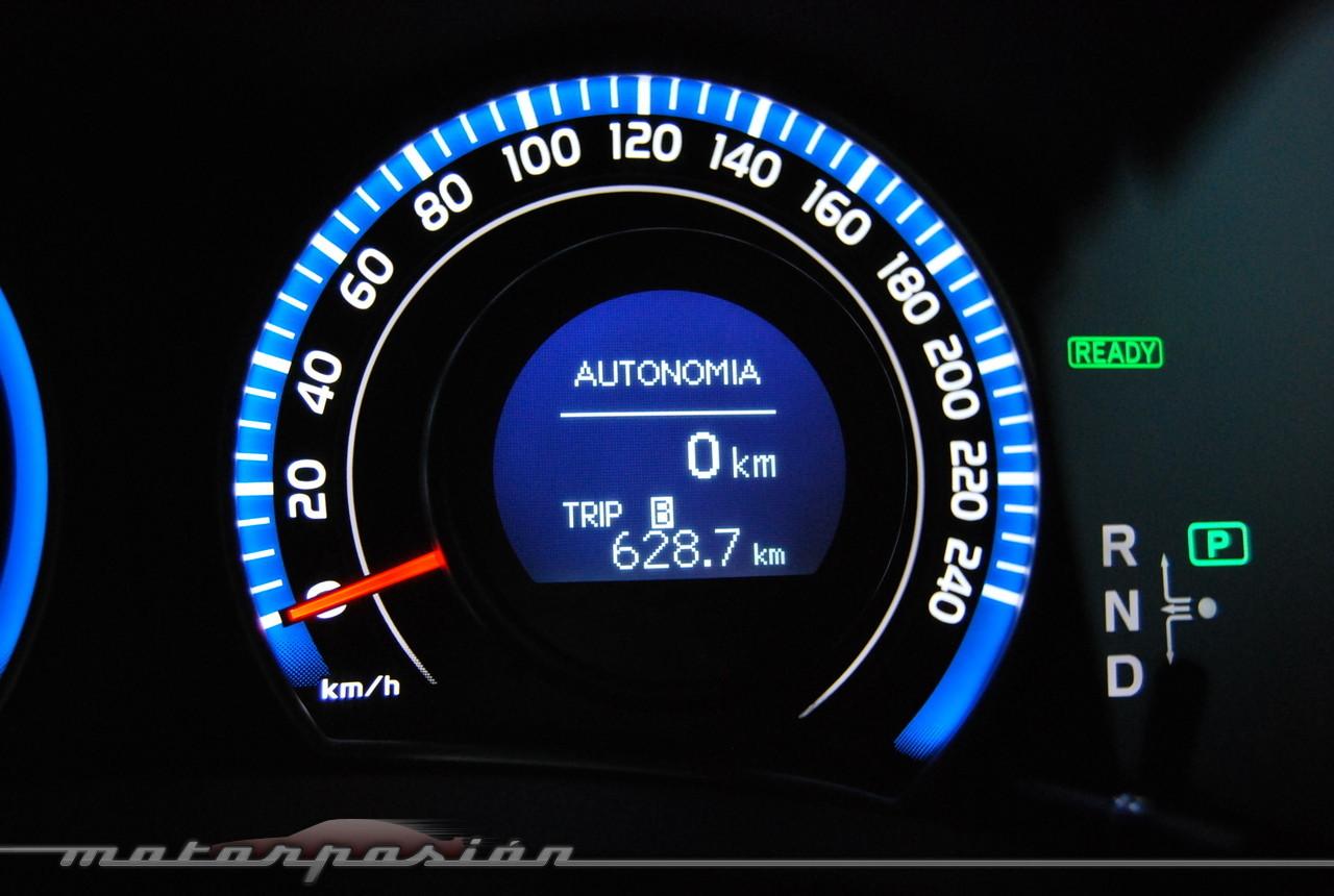 Foto de Toyota Auris HSD (prueba) (45/77)