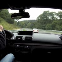 El BMW Serie 1 Coupé reta al M3 CSL en Nürburgring