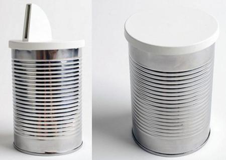 Latas reutilizables gracias a nueve tapas diferentes - Dispensador de latas ...
