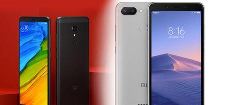 Del Xiaomi Redmi 5 al Redmi 6: esto es todo lo que ha cambiado