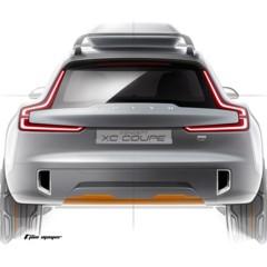 Foto 2 de 3 de la galería volvo-concept-xc-coupe en Motorpasión