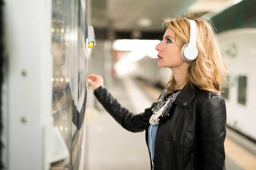 Snacks saludables en las máquinas de vending: estos son los más sanos que puedes encontrar