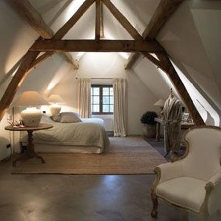 dormitorio3 buhardilla - Buhardillas Modernas